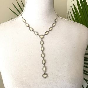 Lucky brand boho summer statement necklace